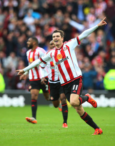 Adam Johnson Sunderland+v+Newcastle+United+1T2zjOJTYshl