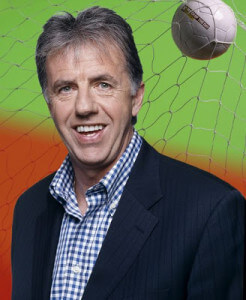 Mark Lawrenson today