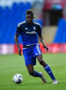 Sammy Ameobi +Cardiff+City+v+Watford+Pre+Season+GJCdSw1VuK8l