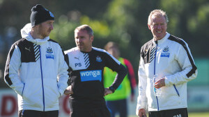 steve mcclaren ian cathro paul simpson