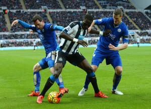 Moussa Sissoko Newcastle+United+v+Leicester+J-QQqKjcH1Fl