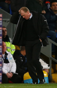 Steve McClaren +Crystal+Palace+v+Newcastle+gc4V7R5RFJAl