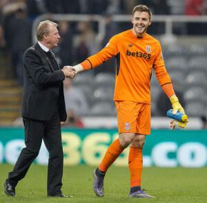 Steve McClaren Jack Butland +Newcastle+United+m57UkGnuio7l