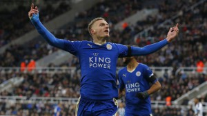 jamie vardy scored newcastle
