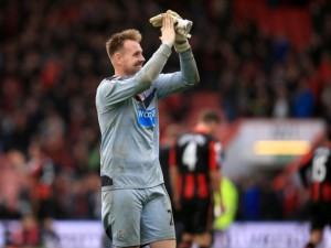 rob elliot great game at Bournemouth