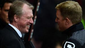 steve mcclaren eddie howe -premier-league-bournemouth-newcastle-united_3373796