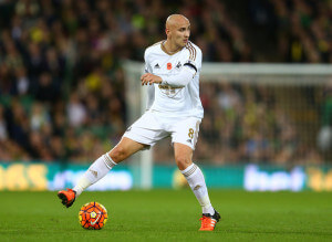 Jonjo Shelvey +Norwich+City+v+Swansea+City+T12LO7UalZPl