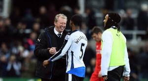 Steve McClaren gini wijnaldum liverpool 2-0