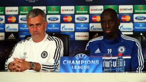 jose mourinho demba ba all smiles