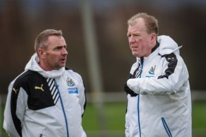 paul simpson and stave mcclaren