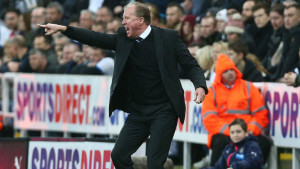 steve mcclaren calm and collected