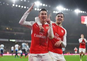 Arsenal-v-Newcastle