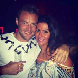 jamie vardy and becky