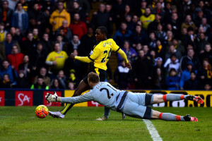 odion ighalo scores past rob elliot