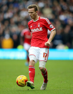 todd kane on loan at Nottingham Forest