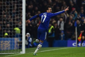 pedro scores second goal
