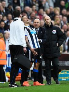 Rafael+Benitez+Aleksandar+Mitrovic+Newcastle Dr. Catterson