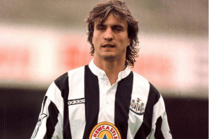 david ginola newcastle