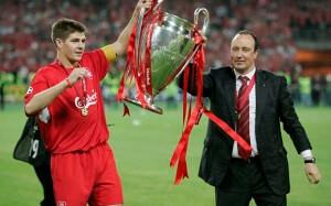 Football AC Milan v Liverpool Champions League