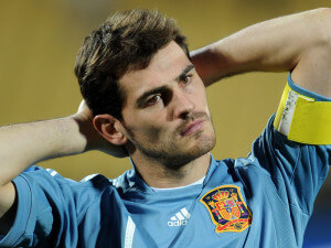 iker Casillas-anything-could-happen-in-90-minutes