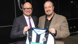 lee charnley rafa benitez