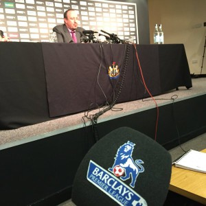 rafa benitez today