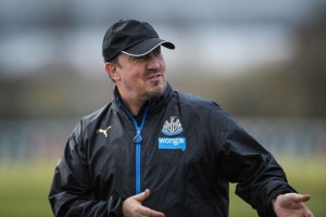 rafa benitez training 987