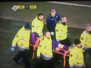 rob elliot injured