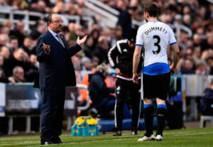 Paul+Dummett rafa benitez Newcastle+United+v+Swansea+City+pwJmOnpmJbhl