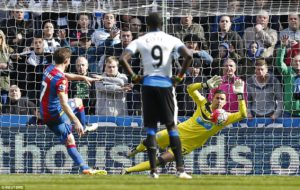 darlow saves from cabaye