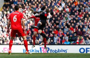 papiss cisse heads home