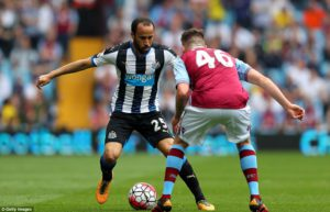 The Newcastle United Blog |  » Is Former Star Winger Available For Cut-Rate Fee?