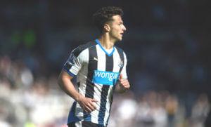 Jamie+Sterry+Newcastle+United+v+Tottenham+-SbbtMS4sJKl