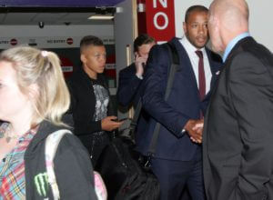 dwight gayle arrives yes