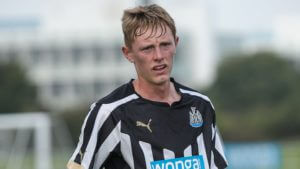 Newcastle United Academy v Bolton Wanderers Academy- Barclays Under 18 Premier League Division Two