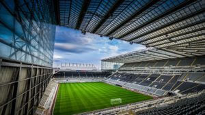 st james' park view