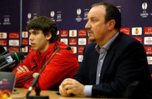 Rafael+Benitez+Emiliano+Insua+Liverpool+Training+QWepim9fqejl