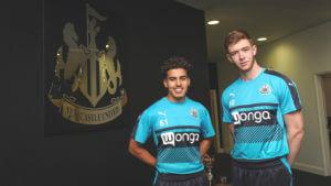 Yasin Ben El-Mhanni and Stuart Findley