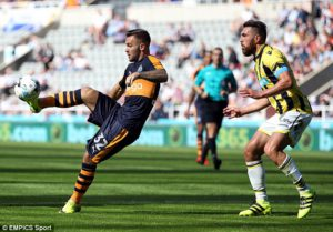 adam armstrong controls ball vitesse