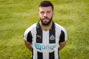grant hanley newcastel strip