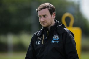ian cathro training