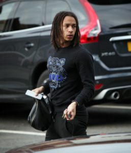kevin mbabu arrives