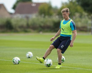 matt ritchie training