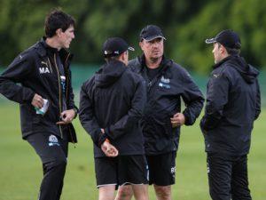rafa benitexz and coaches ireland
