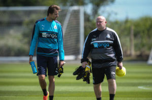 tim krul physiotherapist derek wright