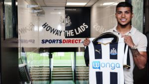 Newcastle United Unveil New Signing DeAndre Yedlin