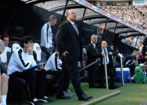 rafa benitez huddersfield