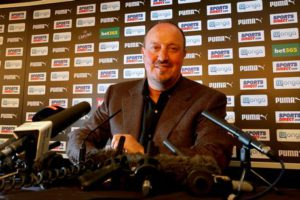 rafa benitez press confernce 23