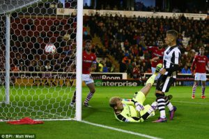 dwight-gayle-first-goal-barnsley