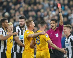 red-card-fro-alan-browne-preston